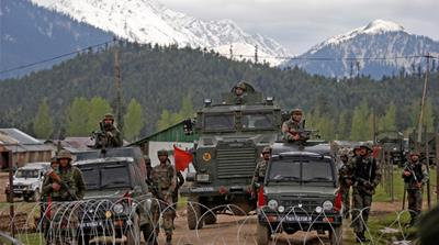 Kashmir is one of the most heavily militarised zones in the world [Reuters/Danish Ismail]