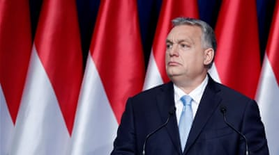 EPP suspends Hungary's far-right Fidesz Party