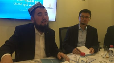 Muslim countries urged to press China end crackdown of Uighurs