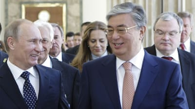 New Kazakh president: Astana should be renamed to 'Nursultan'