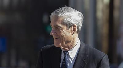 Robert Mueller has been inducted into the 'chickensh** club'