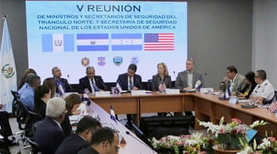 Activists question Central America-US security cooperation deal