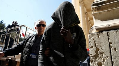 Three teens charged in Malta over refugee ship hijacking