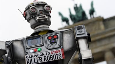 Can we stop killer robots?