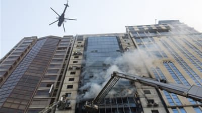 Bangladesh tower owners arrested over deadly Dhaka blaze