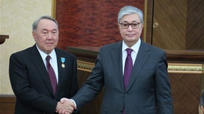 Kazakhstan: What is Nazarbayev's transition plan about?