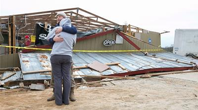 US tornadoes cause deaths and loss, toll likely to rise