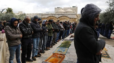 Islamic council rejects Israeli court closure at Al-Aqsa compound