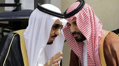 Guardian: Rumours of rift between Saudi King Salman and MBS