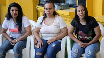 El Salvador frees three women convicted for suspected abortions