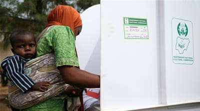 Polls close in Nigeria as Buhari looks to consolidate victory