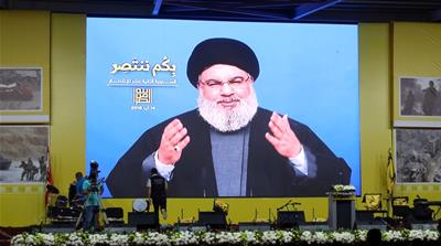 Hezbollah's chief rejects Israeli arms-smuggling claim