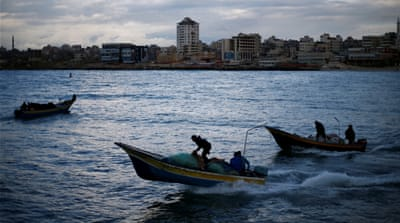 Israel expands Gaza fishing zone as part of ceasefire agreement