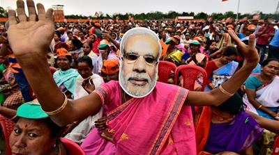 India elections: For the BJP, it's all about national security