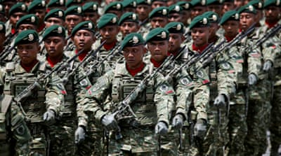 Indonesia election and the role of its powerful military