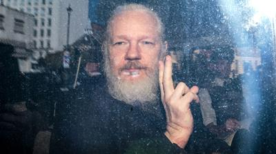 WikiLeaks' Julian Assange found guilty of breaching bail terms