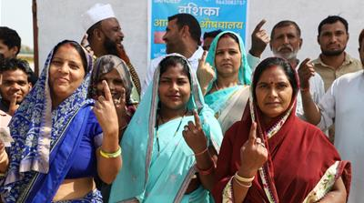 India votes in first of seven-phase general election