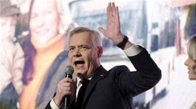 Polls close in Finland's elections with leftists poised to win