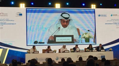 Doha conference seeks to address impunity for war crimes