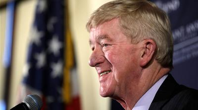 Bill Weld challenges Trump in 2020 Republican presidential race