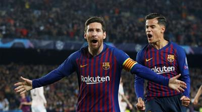 Barcelona, Ajax reach Champions League semis