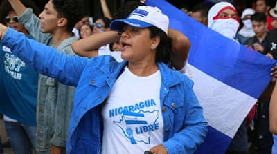A year into Nicaragua crisis, uncertainty and scepticism prevail