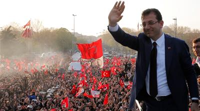 Turkish opposition candidate declared Istanbul mayor