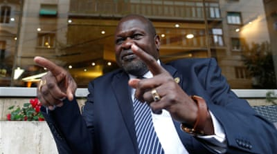 Opposition in South Sudan urges delay to unity government