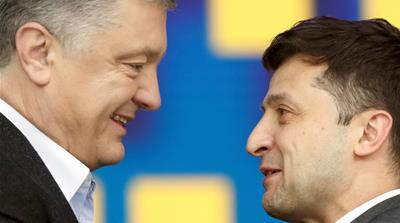 'We need to change the system': Ukraine presidential runoff vote