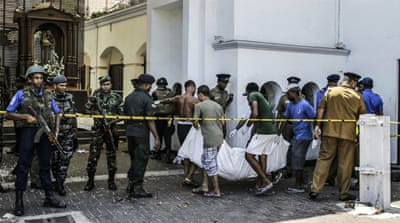 Sri Lanka Easter bombings: Mass casualties in churches and hotels