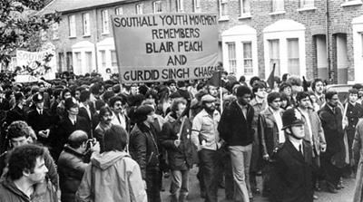 The British Asians who fought fascism in the seventies