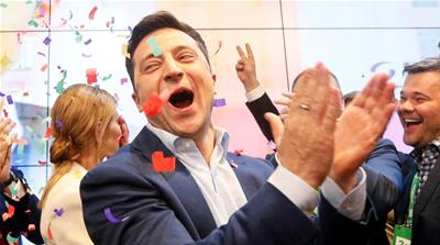 Russia was too quick to celebrate Zelensky's victory in Ukraine
