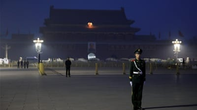 Tiananmen Square protests and China's fight for internet control