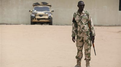 Boko Haram storm military base in northeastern Nigeria