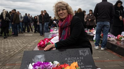 'They took him from my hands': Kosovo War massacre remembered