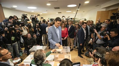 Spain votes in pivotal election marked by far-right resurgence