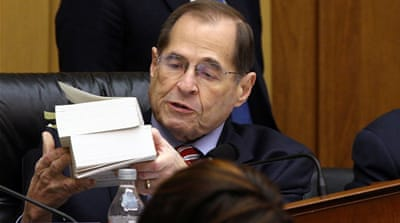 House Democrat Nadler to subpoena for unredacted Mueller report