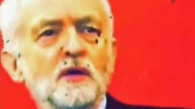 UK army investigates Corbyn target practice video from Kabul