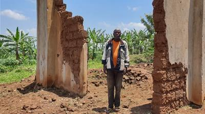 In 1994, 100s took shelter in this Rwanda mosque. Only 8 survived