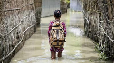 Climate change threatens 19 million Bangladeshi children: Report