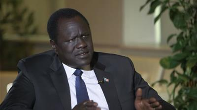 Is oil money fuelling war in South Sudan?