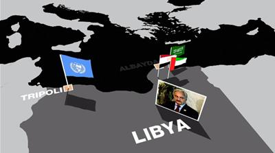 War economy: Haftar and the battle for Libya's oil wealth