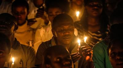 'Never again': 25 years on, Rwanda commemorates genocide victims