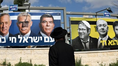 Israel elections 2019 at a glance: Gantz vs Netanyahu