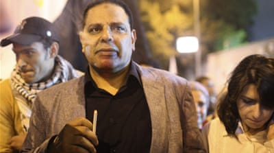 Egyptian author seeks UN intervention to end his 'persecution'