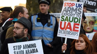 Appeal aims to block UK arms sales to Saudi Arabia