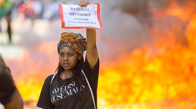 Everything Must Fall: Anatomy of South Africa's Student Movement