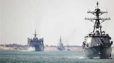 Iran US Abraham Lincoln Carrier Strike Group