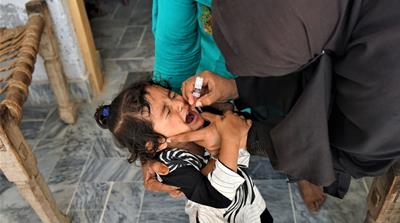 WHO welcomes 'historic step' in fight against polio