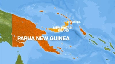 PNG assesses damage from magnitude 7.5 earthquake